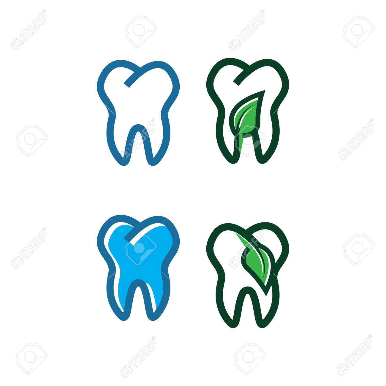 Illustration of tooth logo design template vector royalty free illustration of tooth logo design template vector stock vector 103448430 maxwellsz