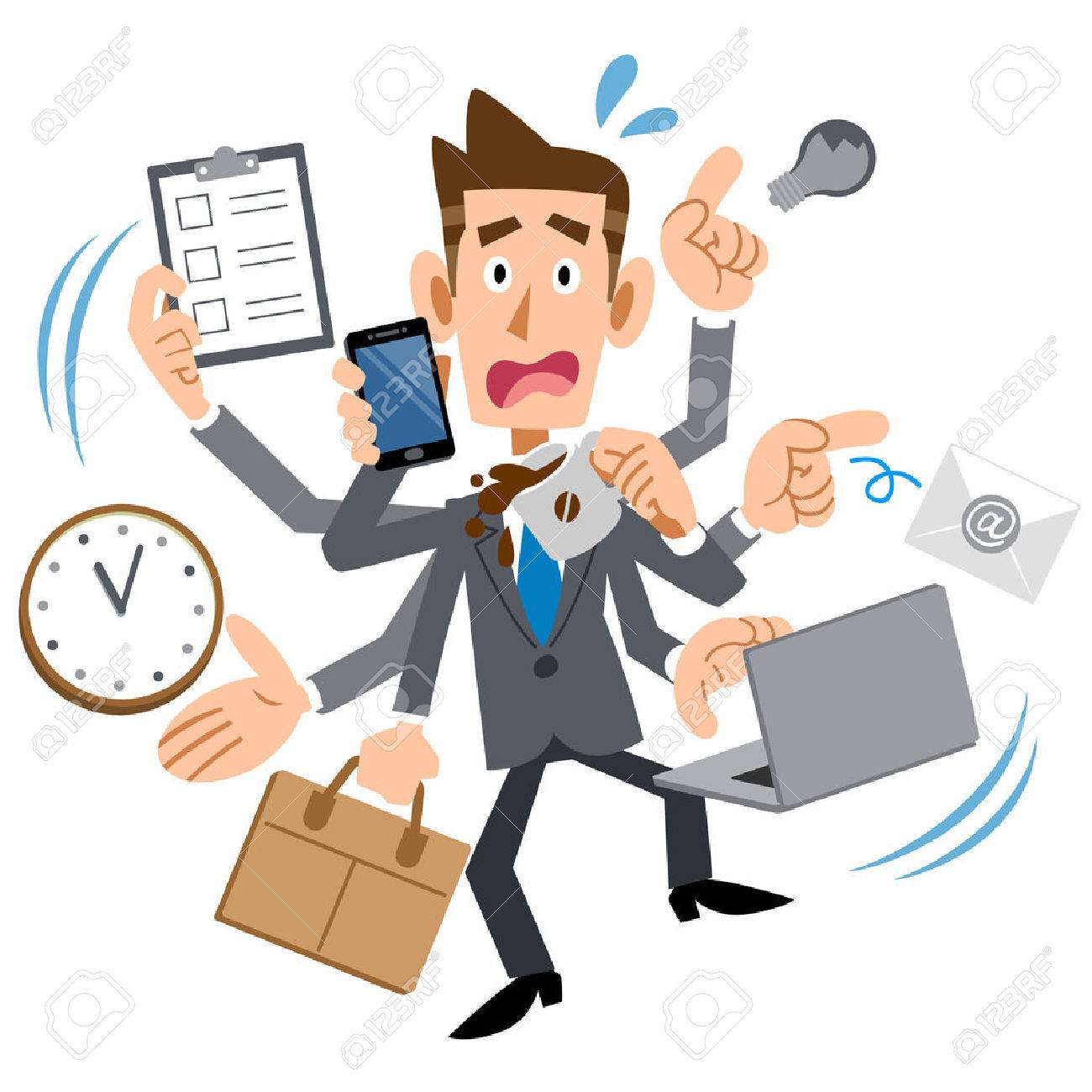 12 622 busy office cliparts stock vector and royalty free busy rh 123rf com