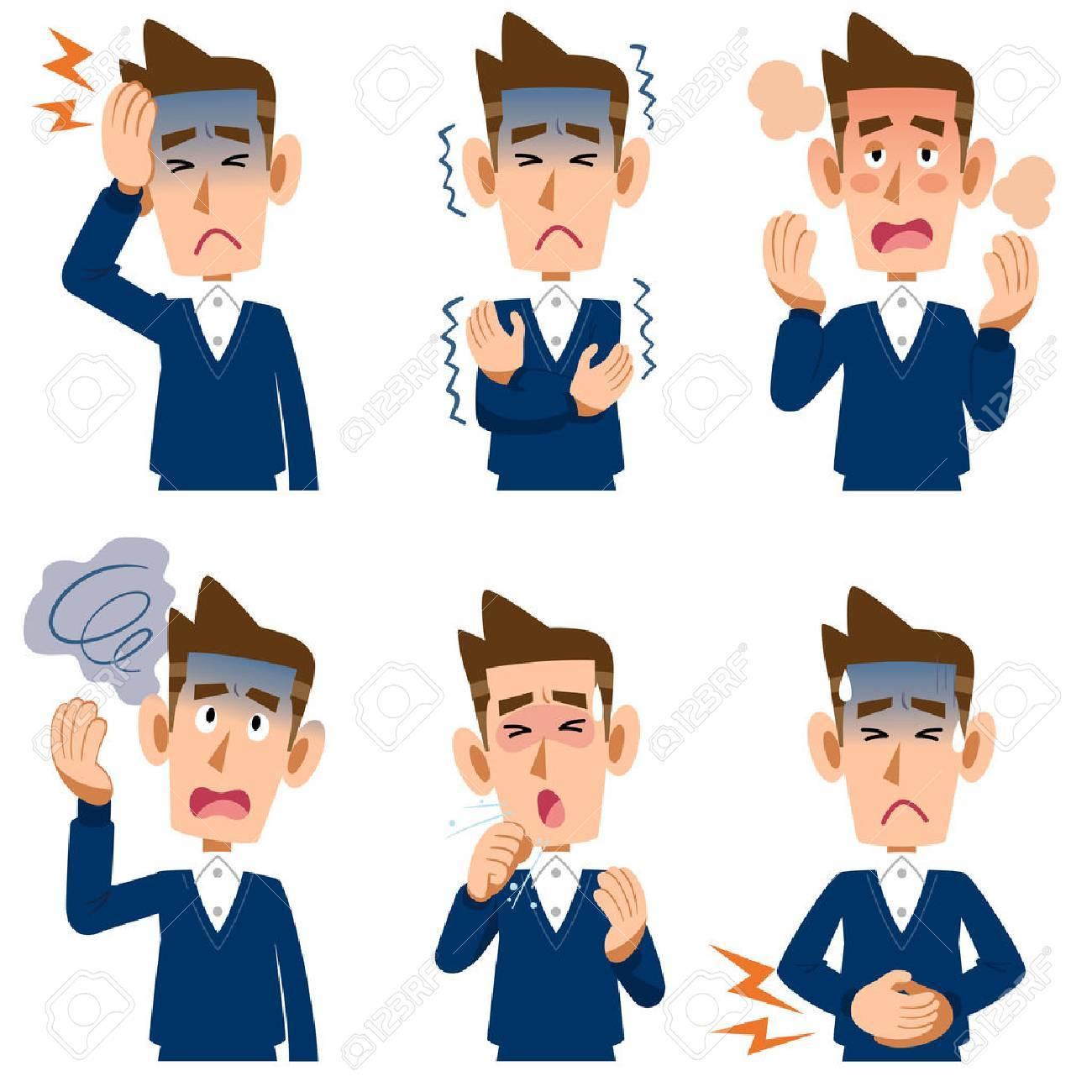 Symptoms of the disease for men 6 - 59810197