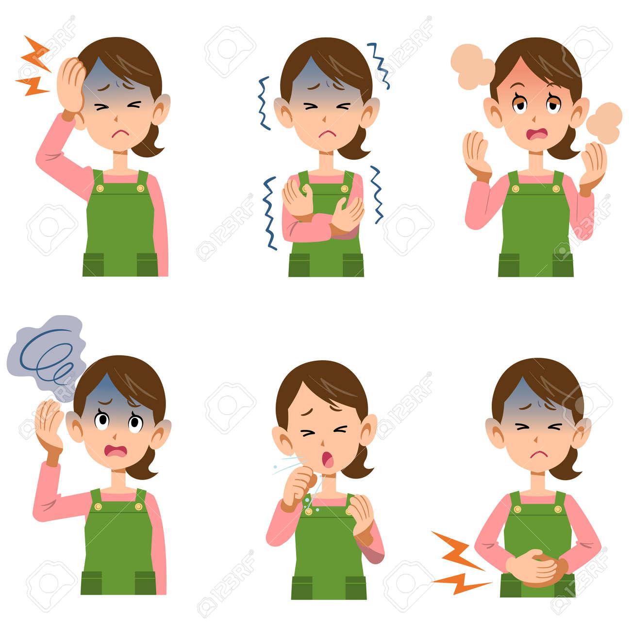 Symptoms in women housewife six - 59808422
