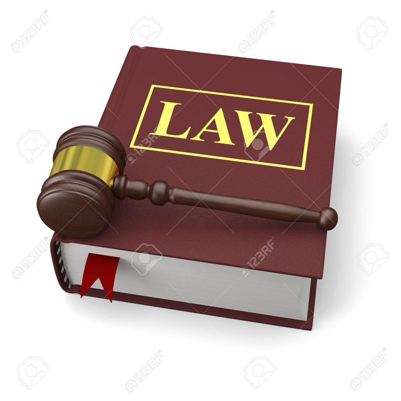 Gavel and law book isolated on white background symbols of law gavel and law book isolated on white background symbols of law and justice stock photo buycottarizona Gallery