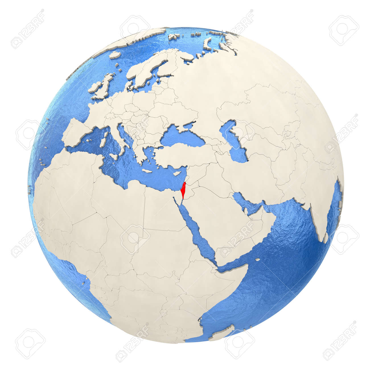 Top Which Continent Is Israel Located On The World Map Photos ...