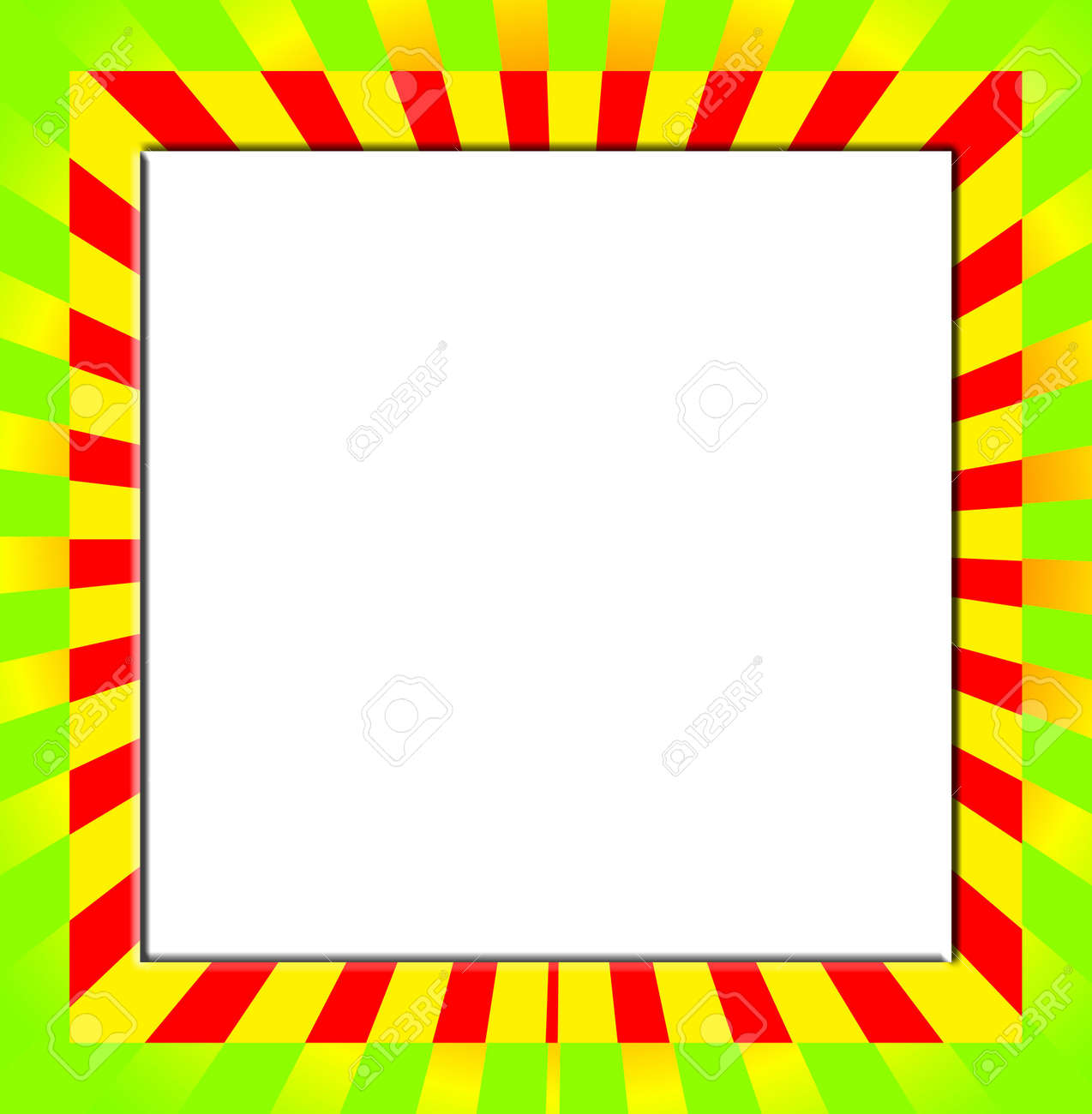 blank customisable space with colour frame stock photo 4740461 - Blank Pictures To Colour