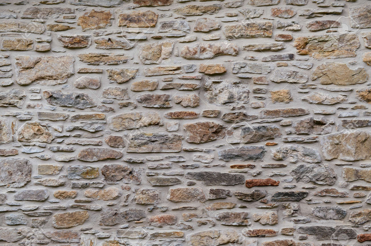 stone wall texture for background - 56074193