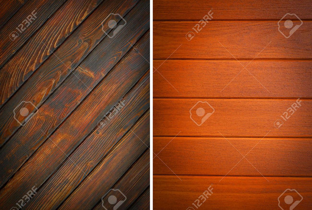 Struttura di legno. pannelli di rivestimento a parete. fondo in