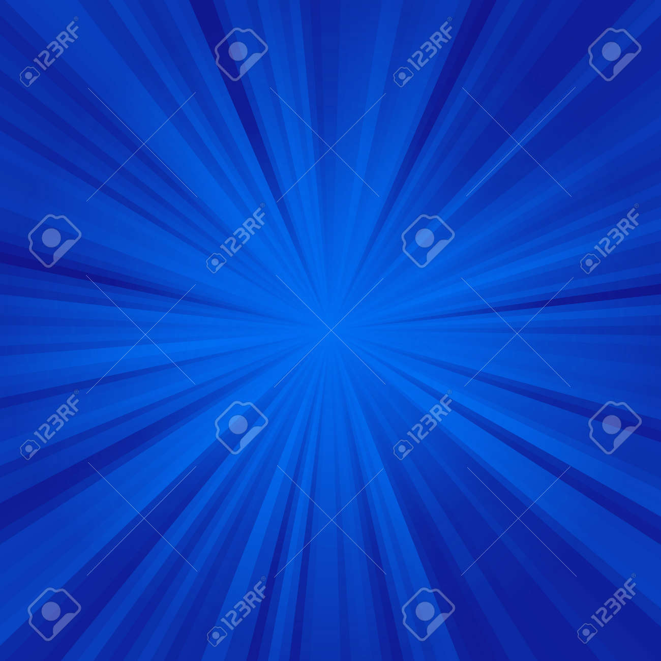 Abstract ray burst background, glow effect, comix - 158106771