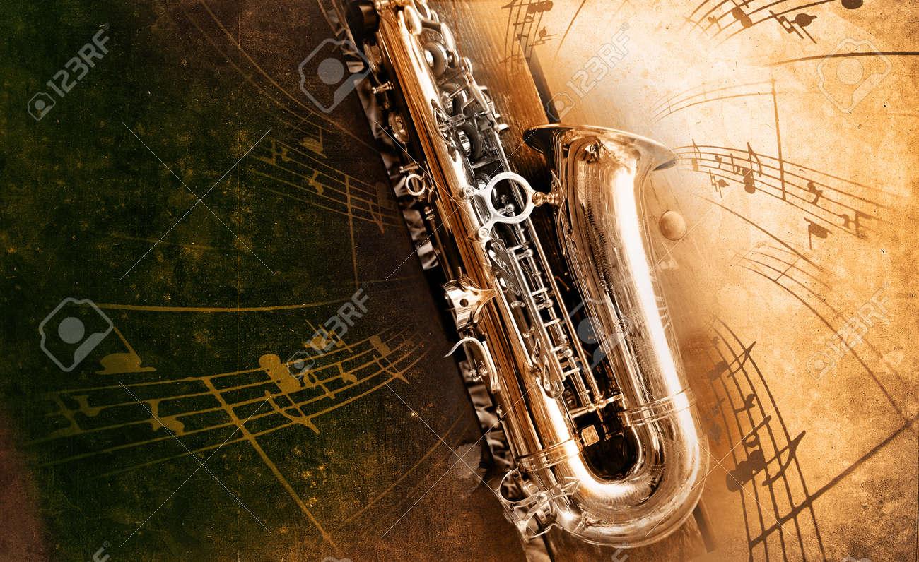 saxophone background Gallery