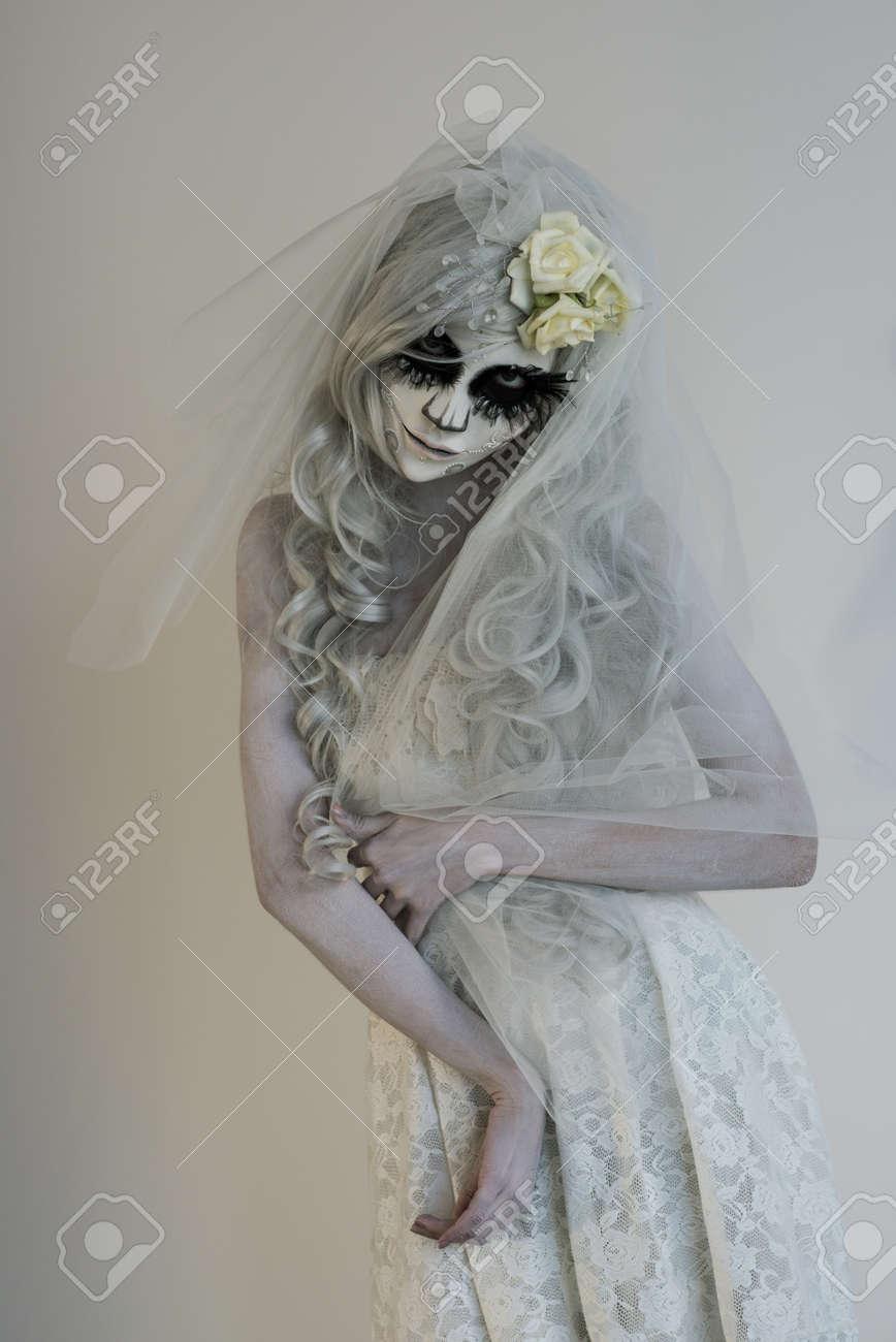 Свадебное платье для ведьмы