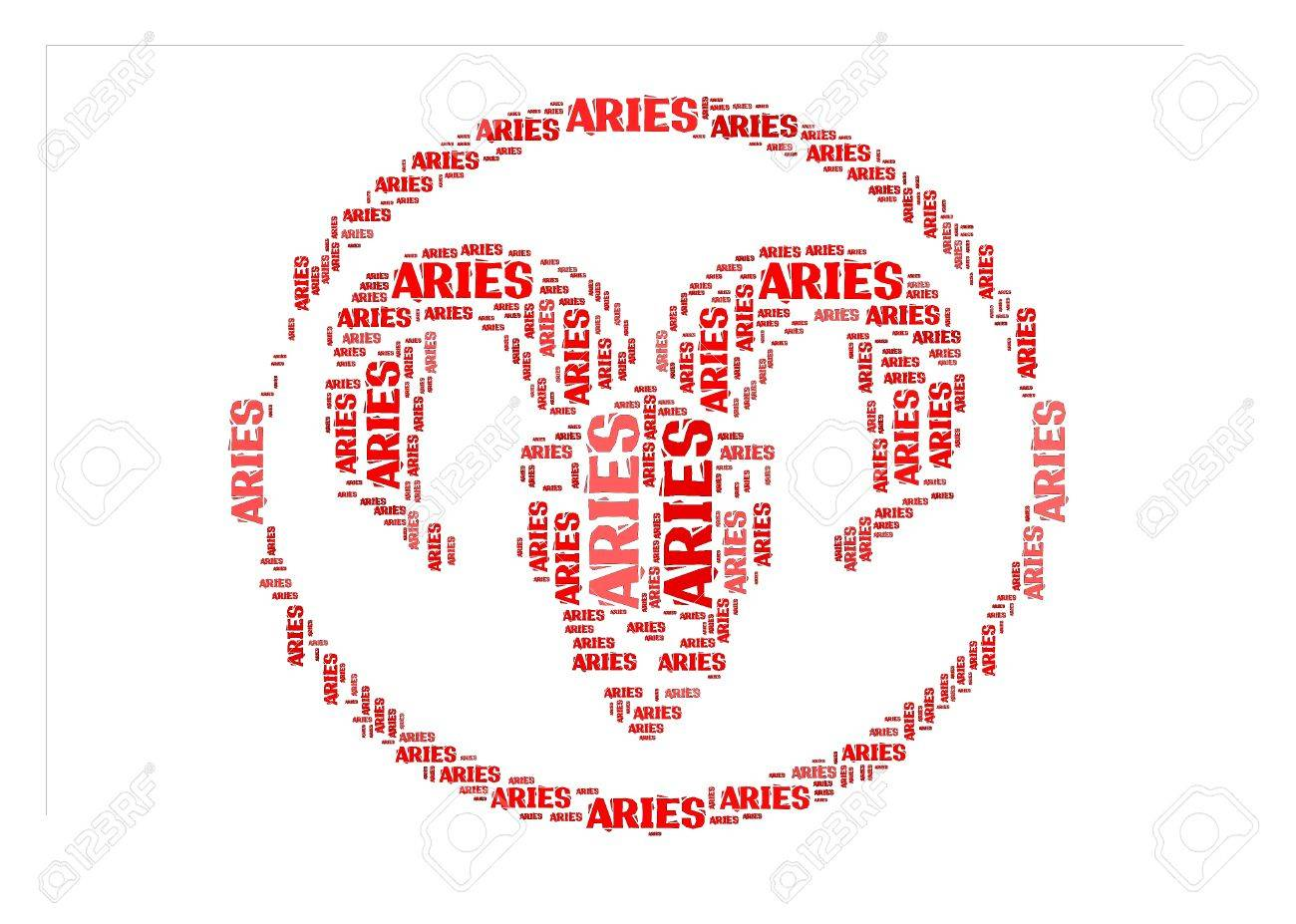Text cloud symbol of aries stock photo picture and royalty free text cloud symbol of aries stock photo 12324524 biocorpaavc Gallery