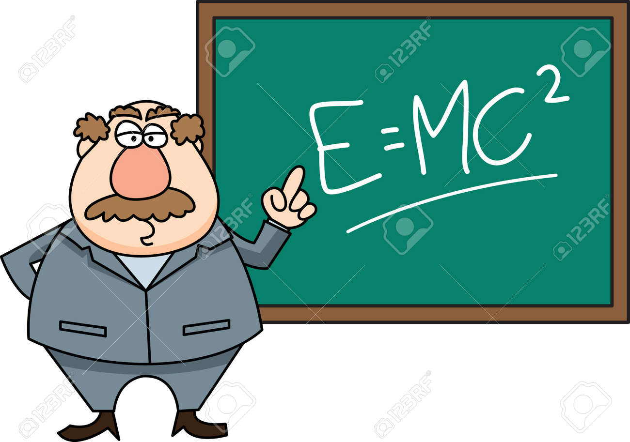 Physics Teacher Royalty Free Cliparts, Vectors, And Stock ...