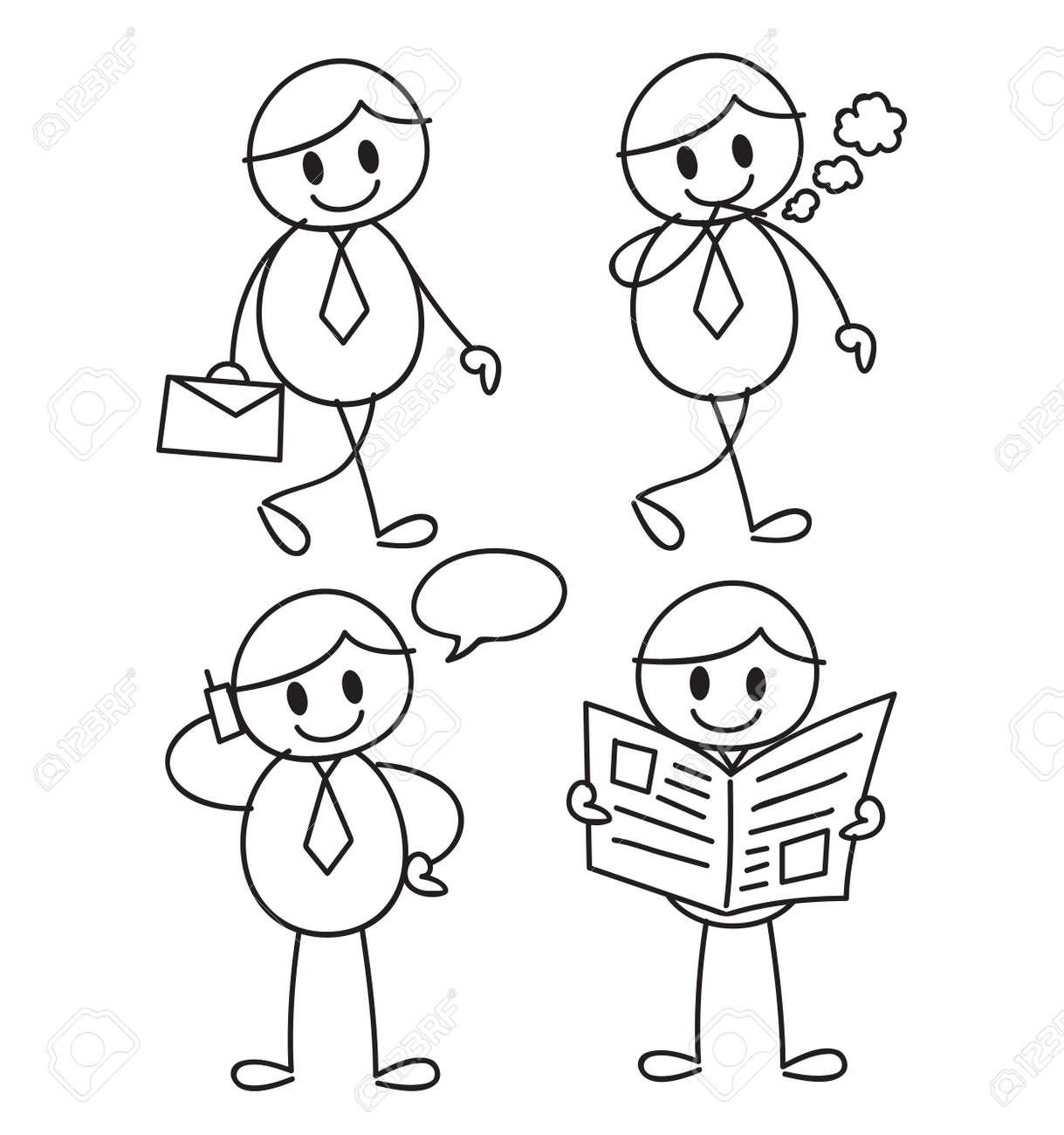 Grupos De Trabajadores Imágenes De Archivo, Vectores, Grupos De ...