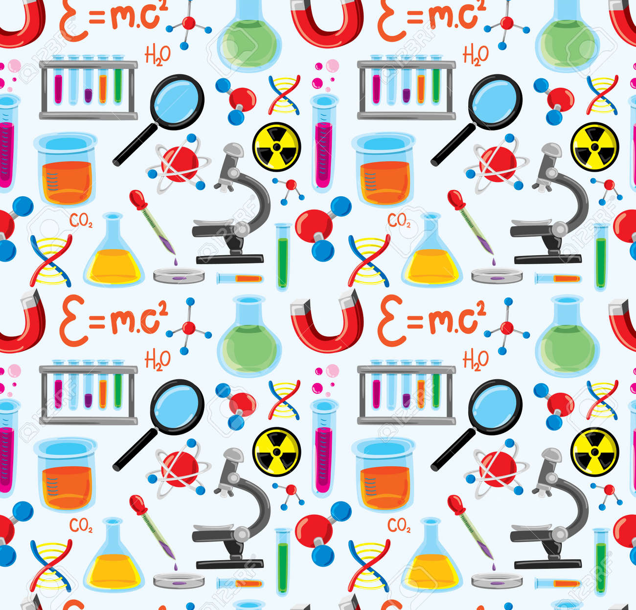 Chemistry Science Clipart Wallpapers laboratory equipment