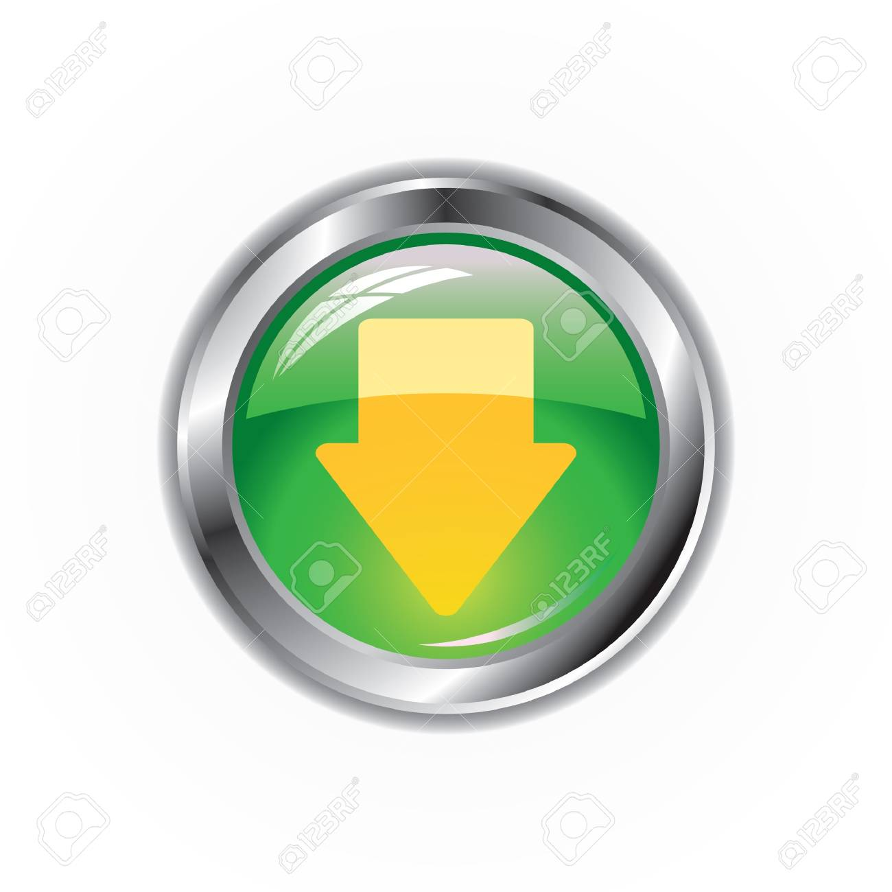 download icon Stock Vector - 18457745