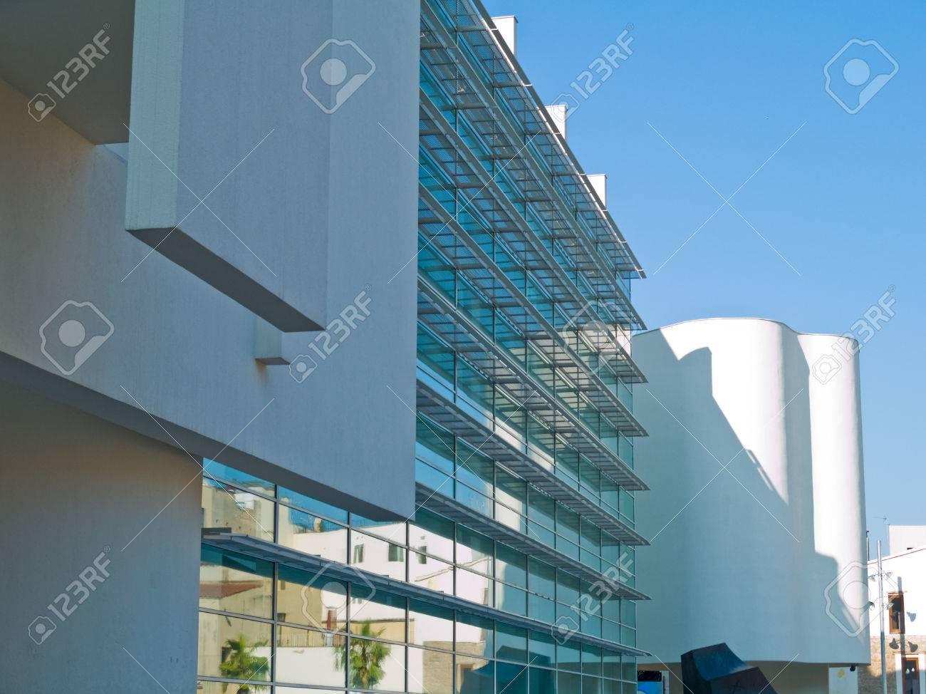 MACBA - Barcelona museum of modern arts Stock Photo - 1367077