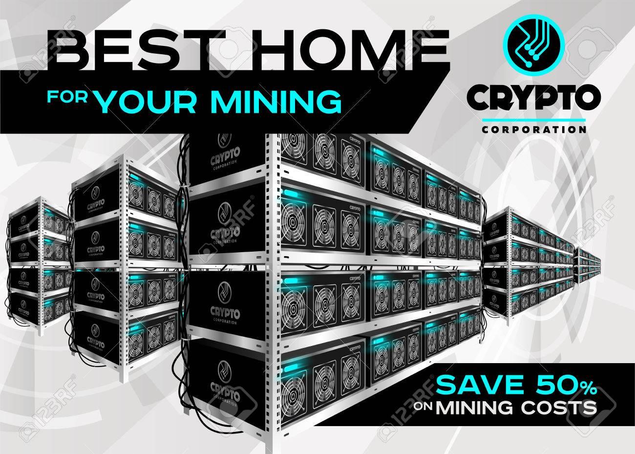 mining server price