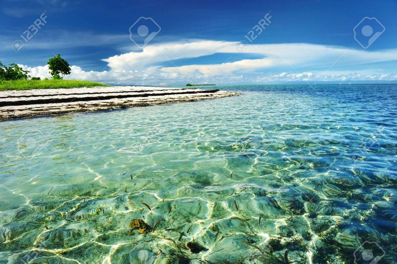 Beautiful beach at Bohol, Philippines Stock Photo - 8829851