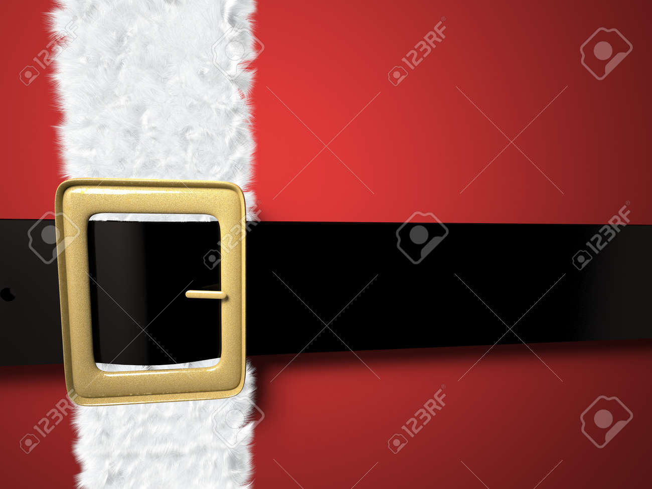christmas background with santa claus belt and golden buckle stock photo 11578269 - Santa Claus Belt