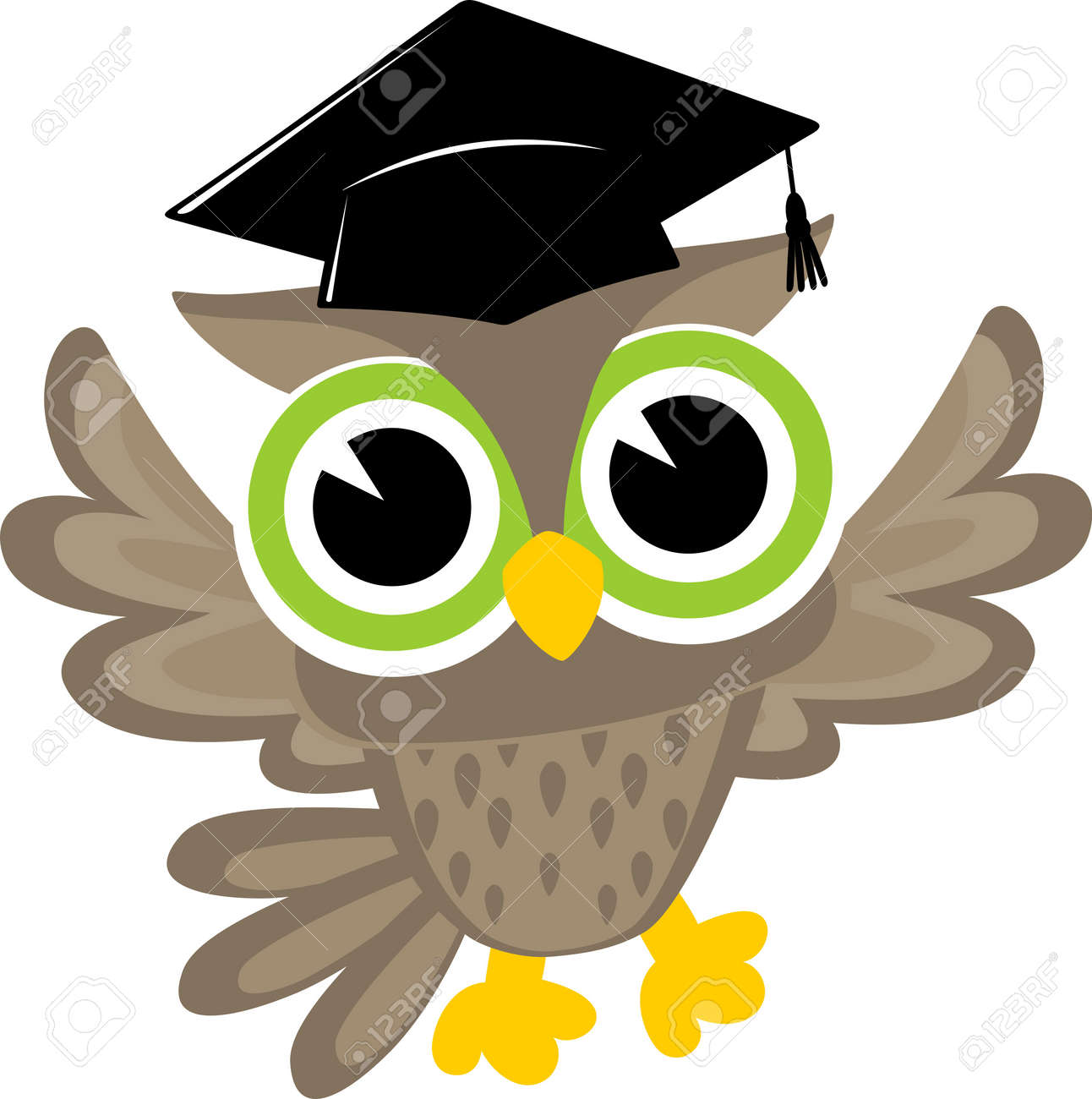 cartoon owl stock photos royalty free cartoon owl images and pictures