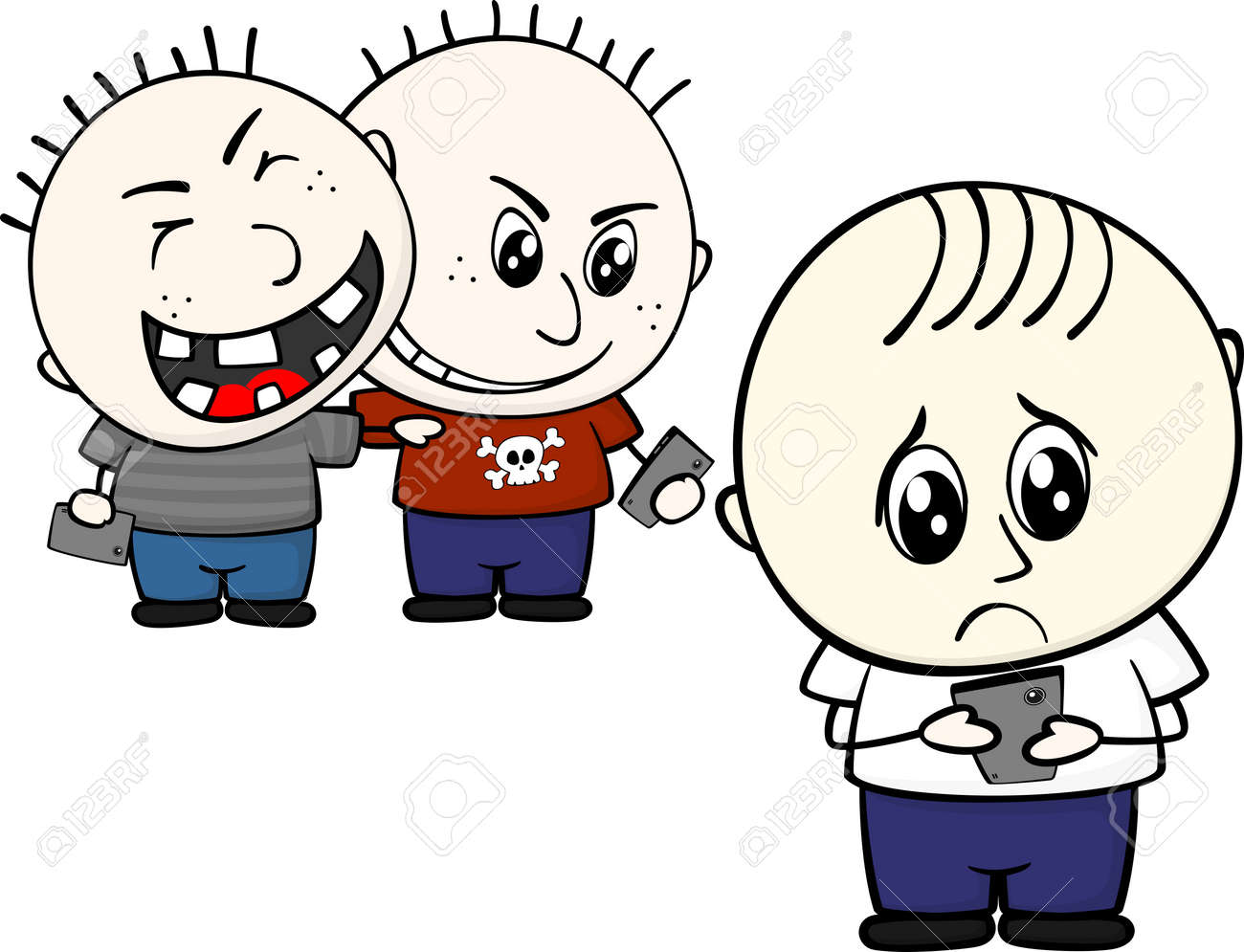 546 cyber bullying stock illustrations cliparts and royalty free rh 123rf com cyber bullying clipart images