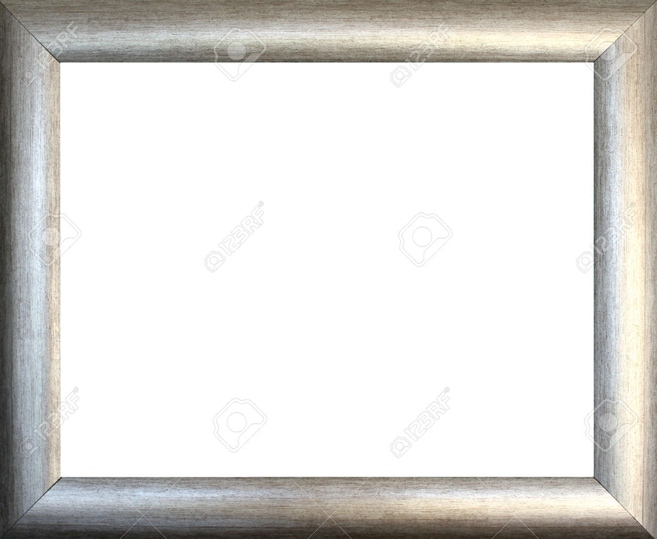 Plain silver picture frame on white background stock photo plain silver picture frame on white background stock photo 14977668 jeuxipadfo Gallery