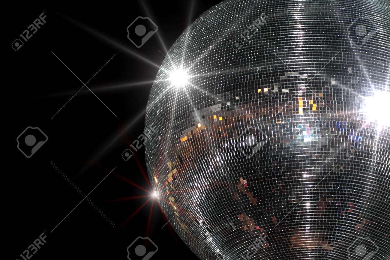 Disco ball Stock Photo - 16443700