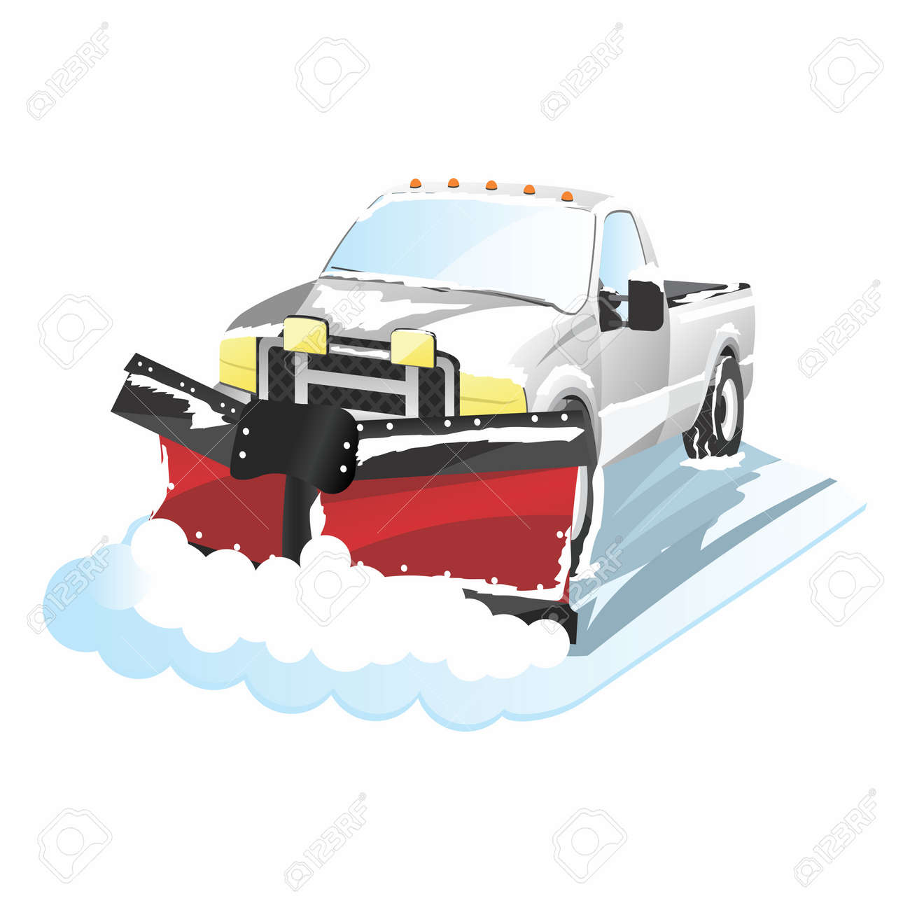 2 939 plow stock vector illustration and royalty free plow clipart rh 123rf com Funny Snow Clip Art snow plow truck clipart