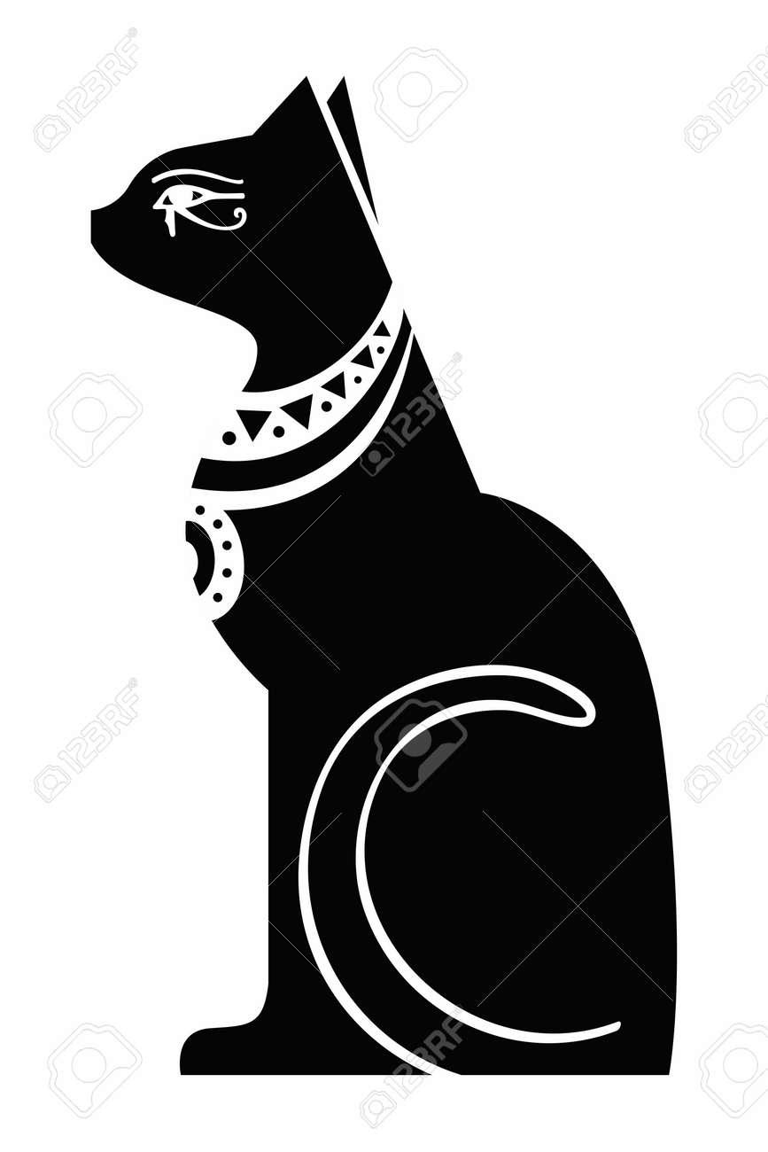 Egyptian Cat God