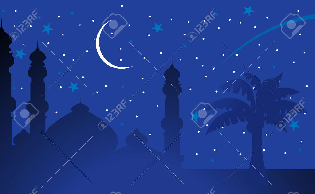 mosque Stock Vector - 6974457