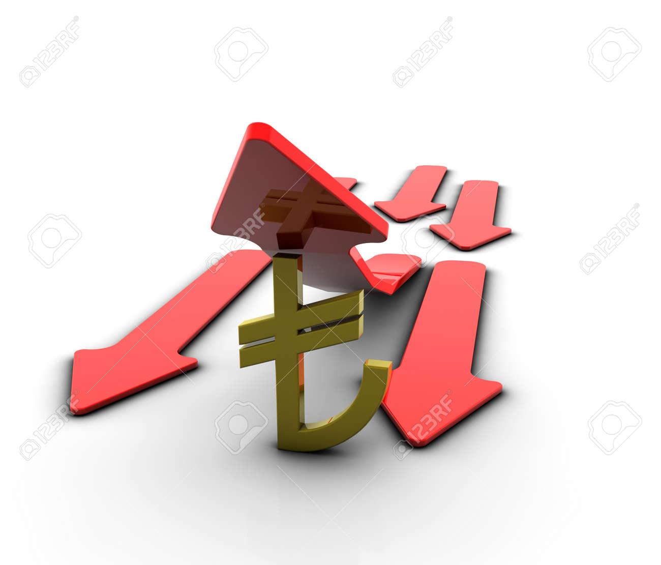 The new symbol of turkish lira stock photo picture and royalty the new symbol of turkish lira stock photo 12774518 buycottarizona