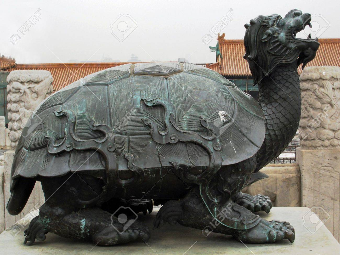 The dragon headed turtle is a chinese symbol of wealth health the dragon headed turtle is a chinese symbol of wealth health prosperity and biocorpaavc Gallery