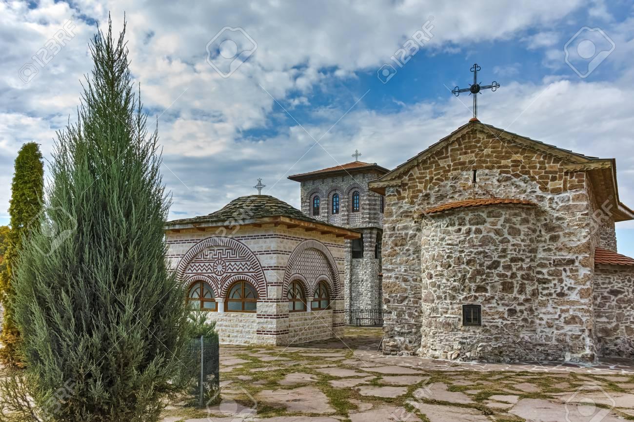 Tsarnogorski (Gigintsy) 修道院...