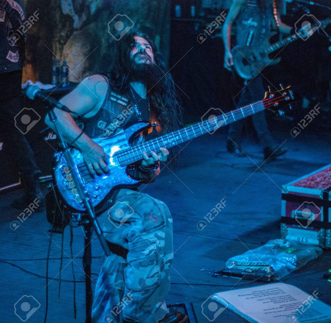 ザック ワイルド ギター