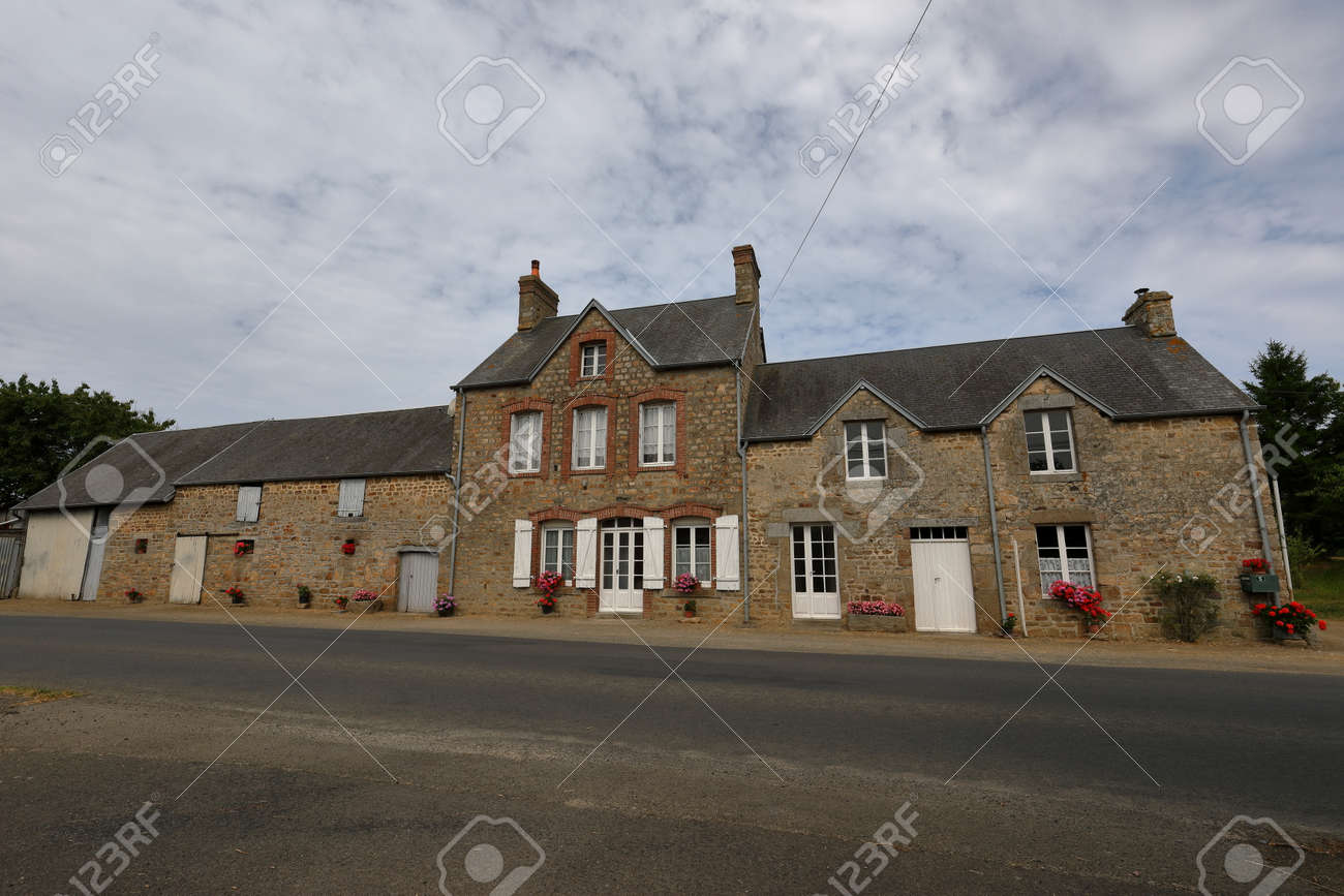 Farmhouse In Normandy Stock Photo Picture And Royalty Free Image Image 106570507