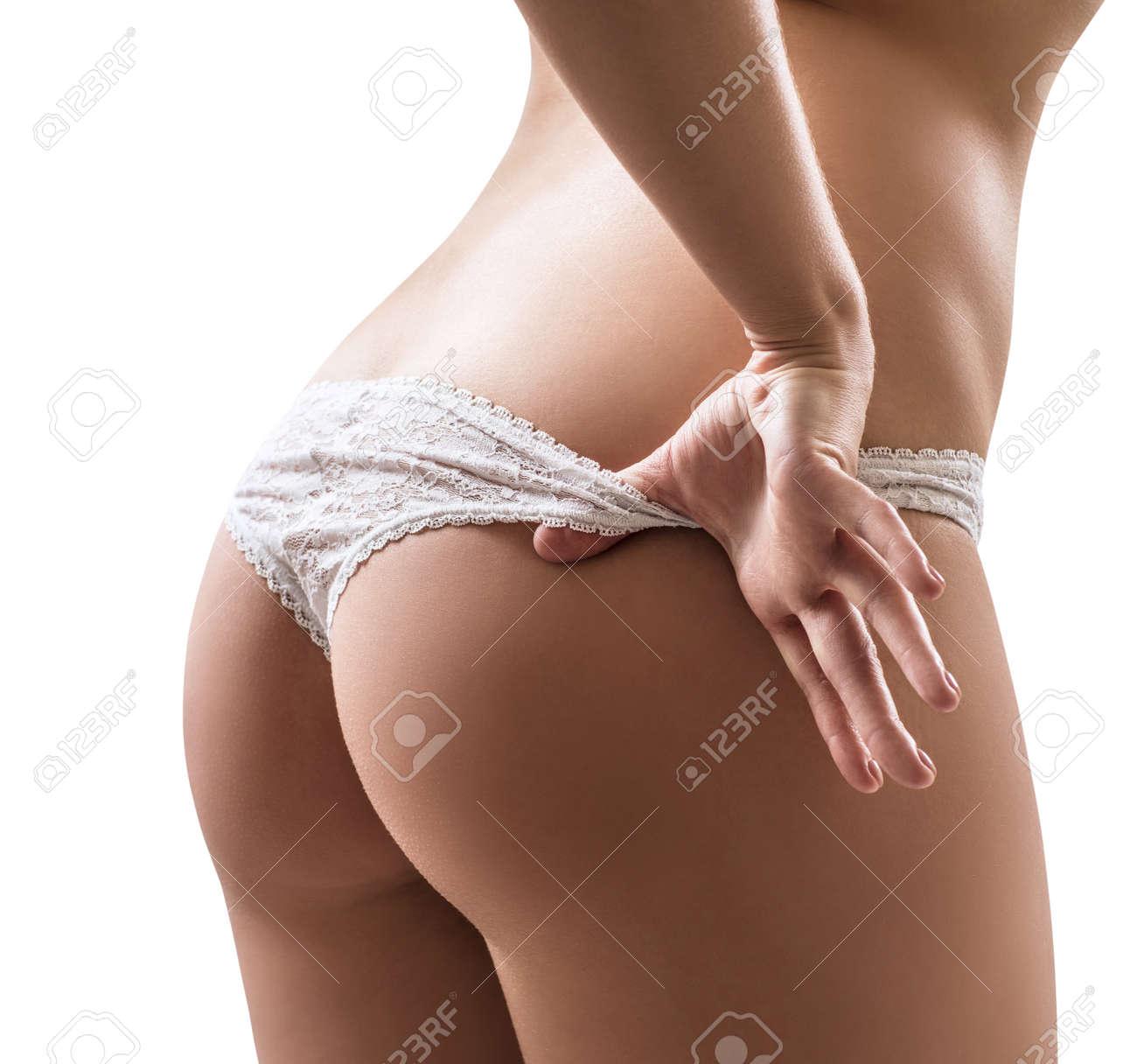 Her sexy panties