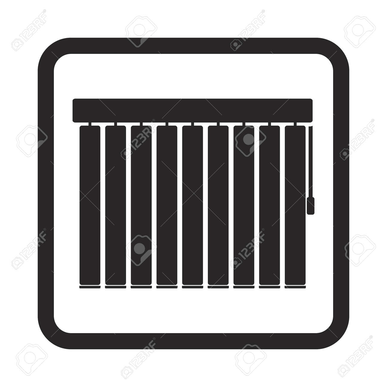 Jalousie Icon Royalty Free Cliparts, Vectors, And Stock Illustration ...