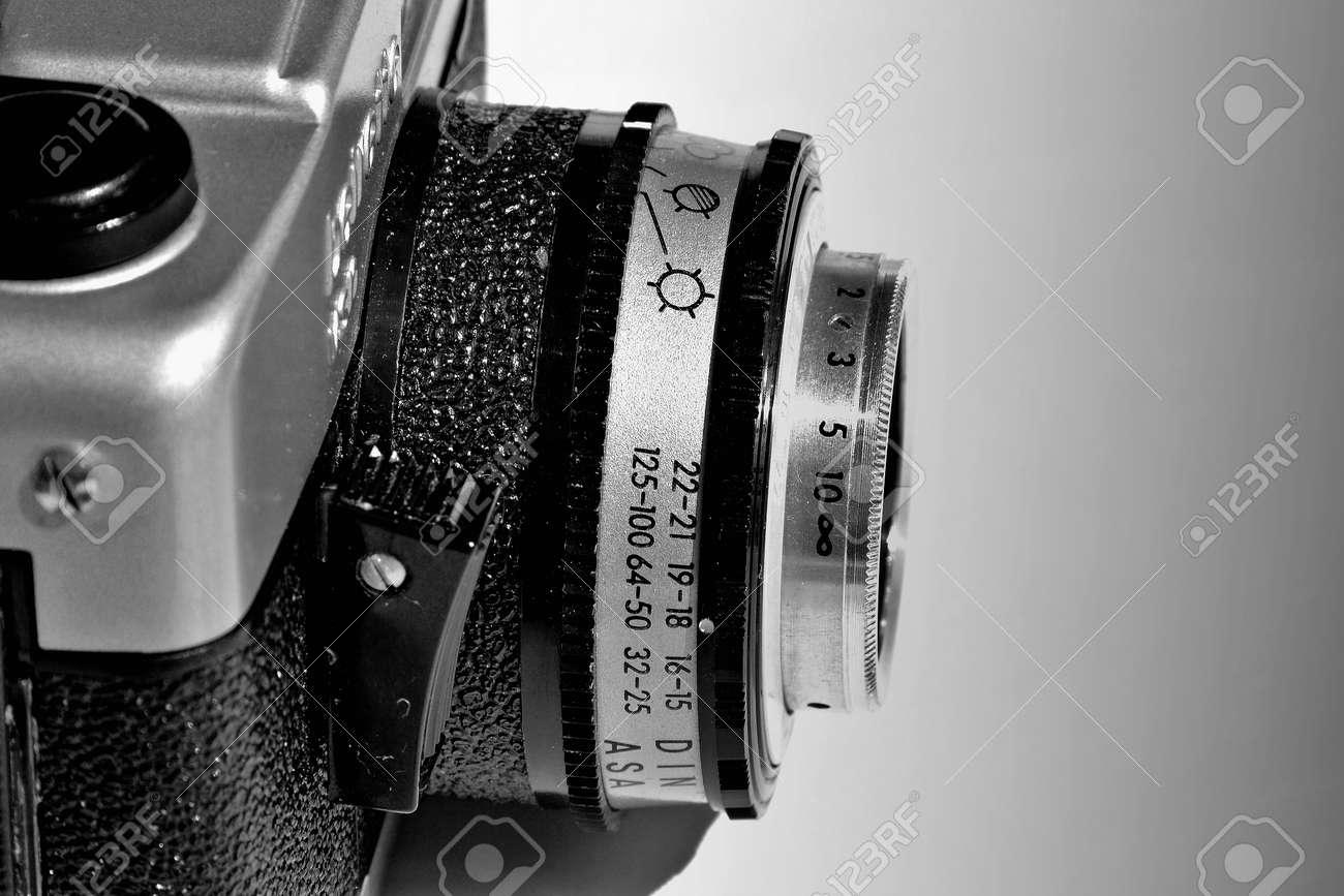 old Camera Stock Photo - 14263293