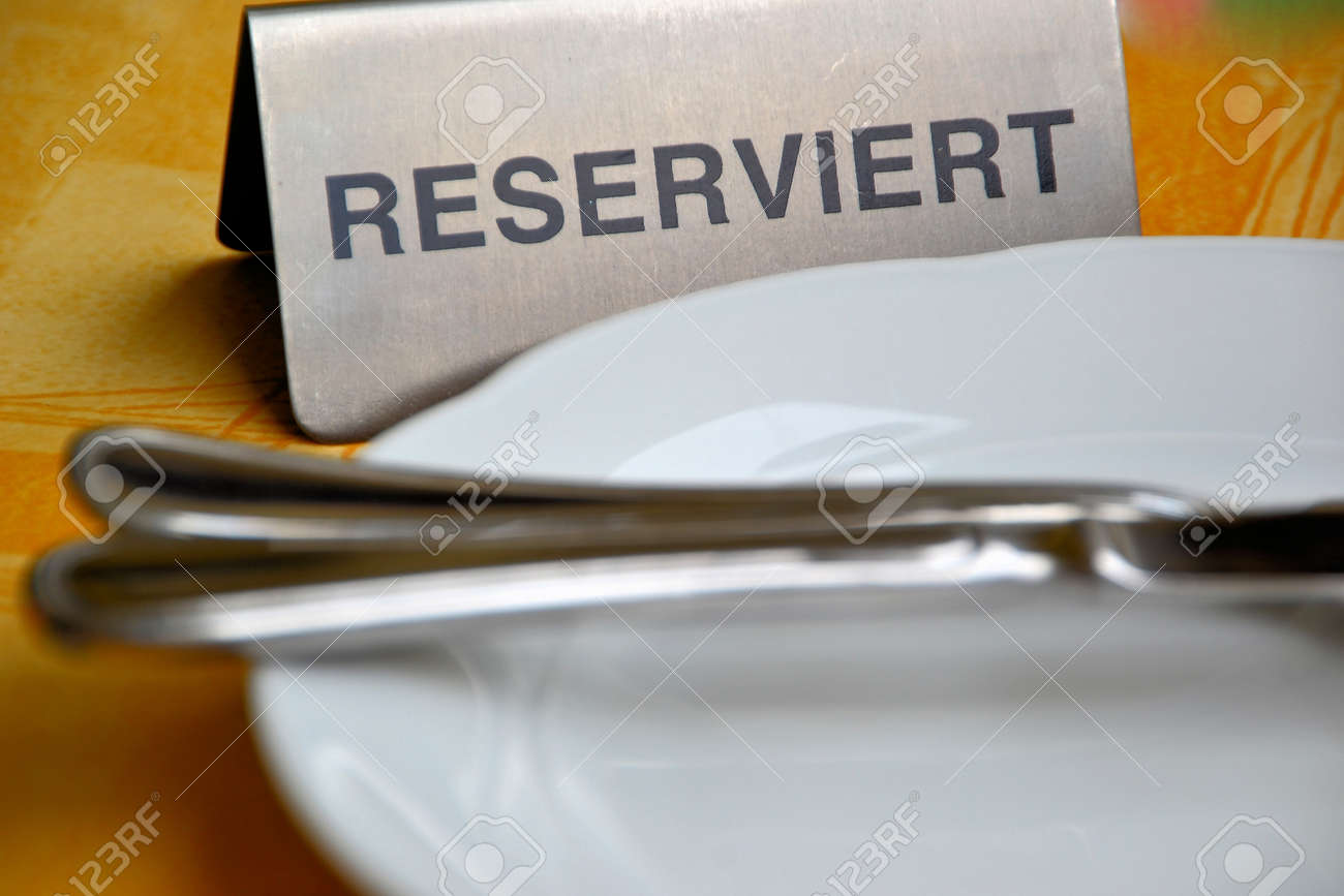 reserved Stock Photo - 14848383