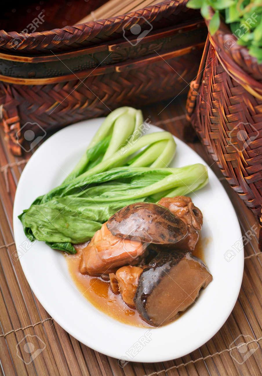 chinese food chicken Stock Photo - 13105525