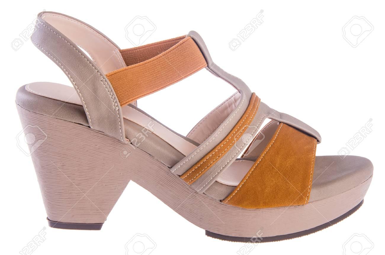 woman sandal Stock Photo - 25633997