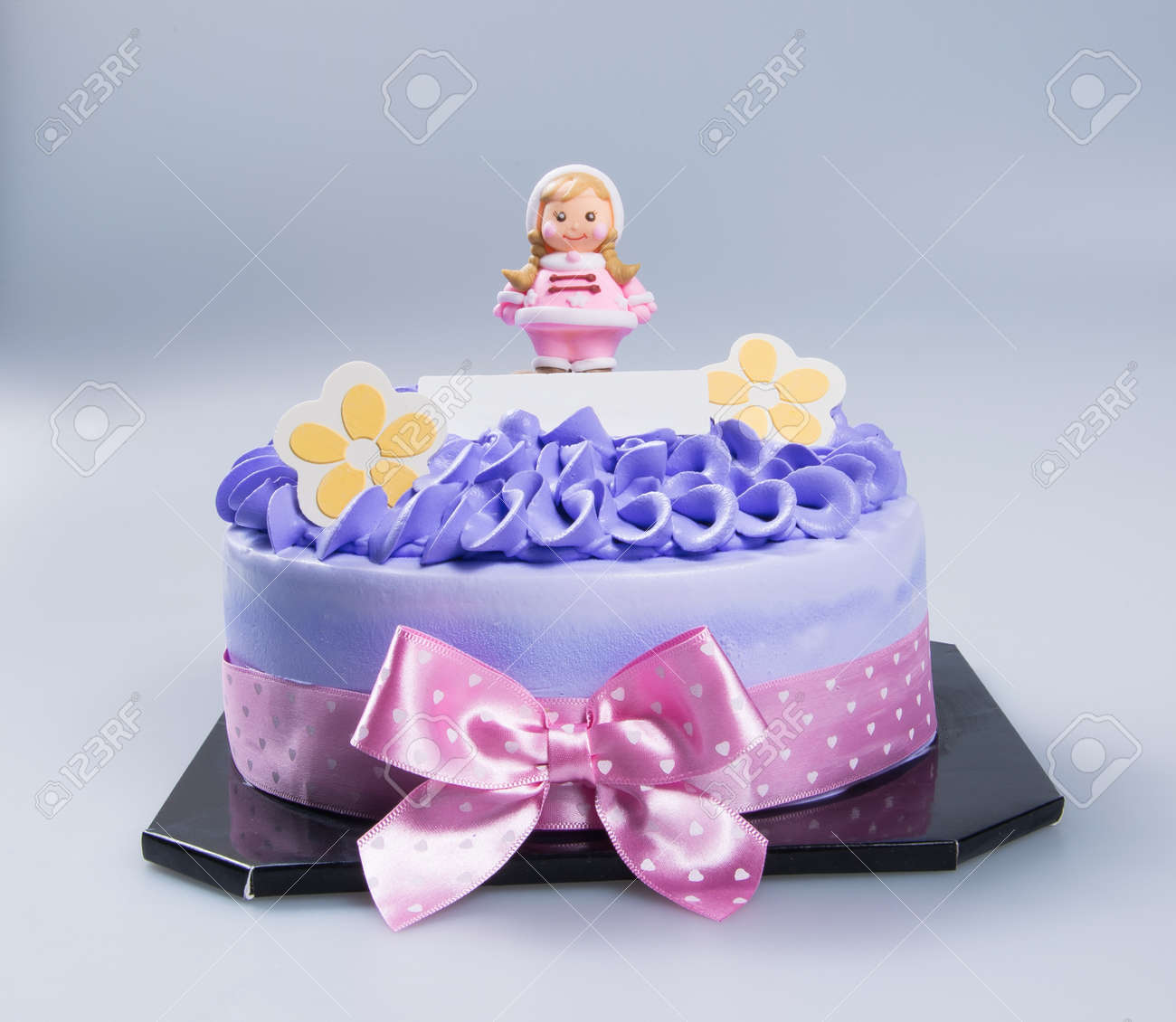 Cake Happy Mother Day Cake On A Background Stock Photo 78880628