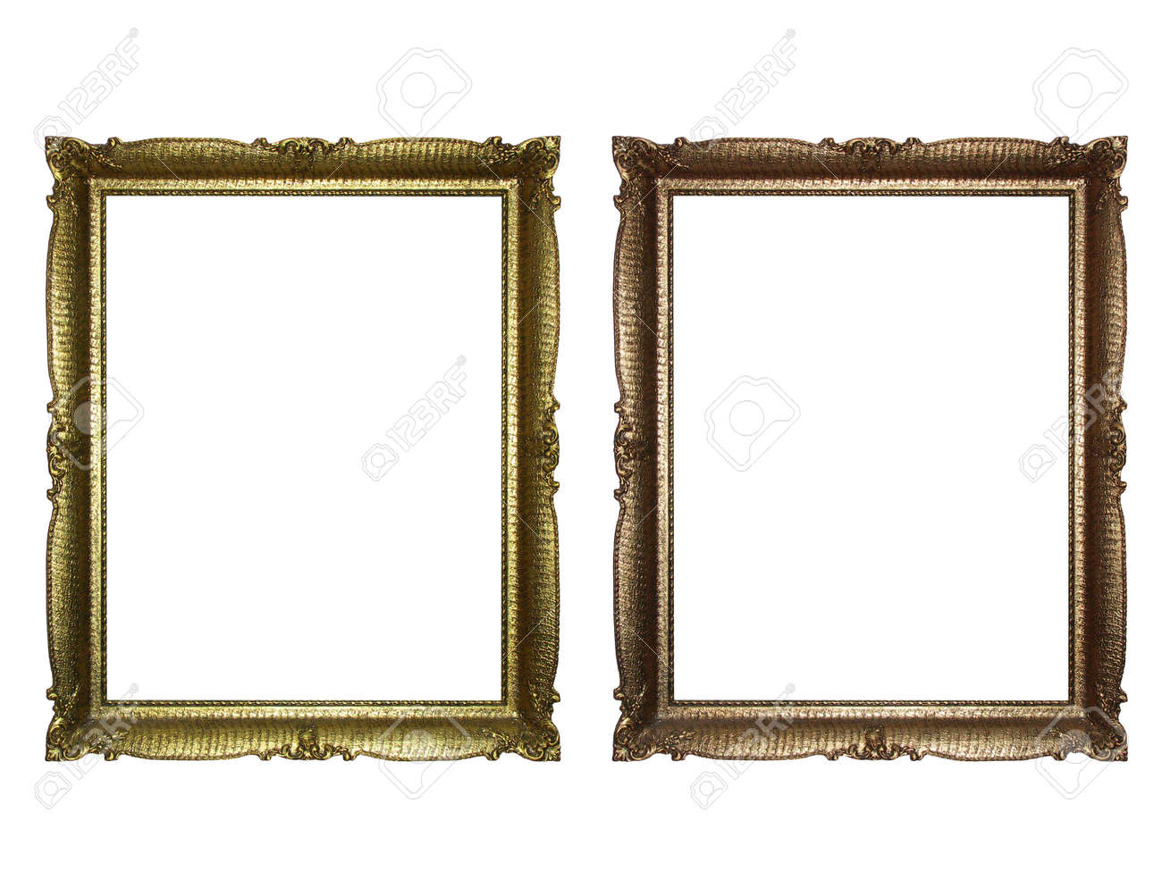 massive old stylistic frame 03 Stock Photo - 3838665