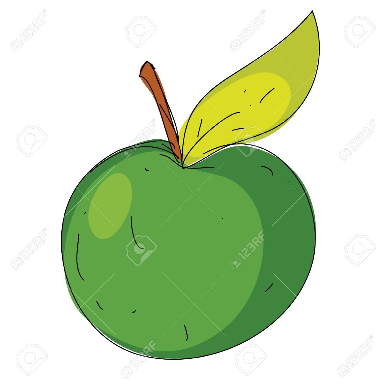 Apple juice, and the garden APPLE 6