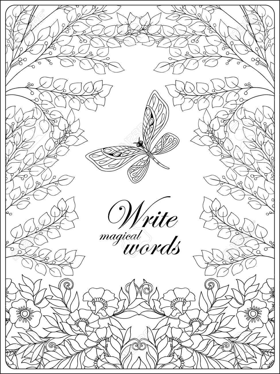 Ausmalbilder Schmetterlinge Blumen : Beste Schmetterling Und Blume Malvorlagen F R Kinder Ideen