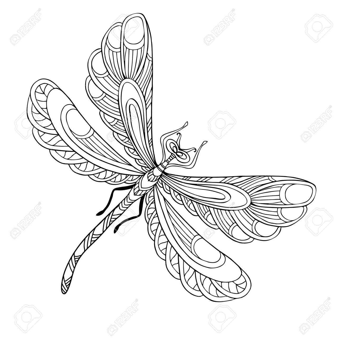 Nett Eine Malvorlage Eines Schmetterlings Galerie - Entry Level ...