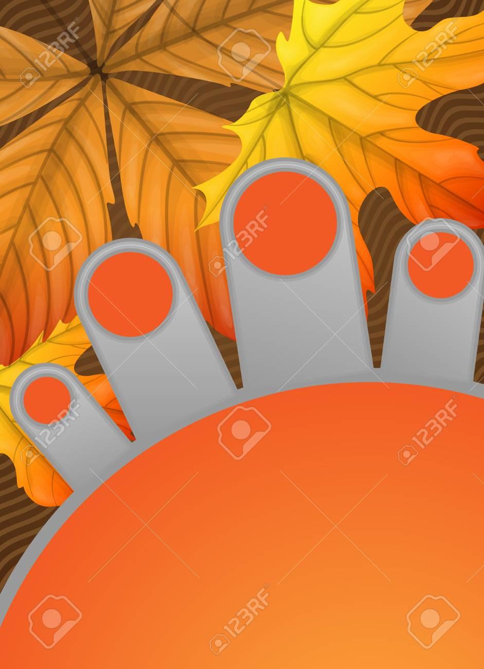 Autumn sale. Stock Photo - 17258838