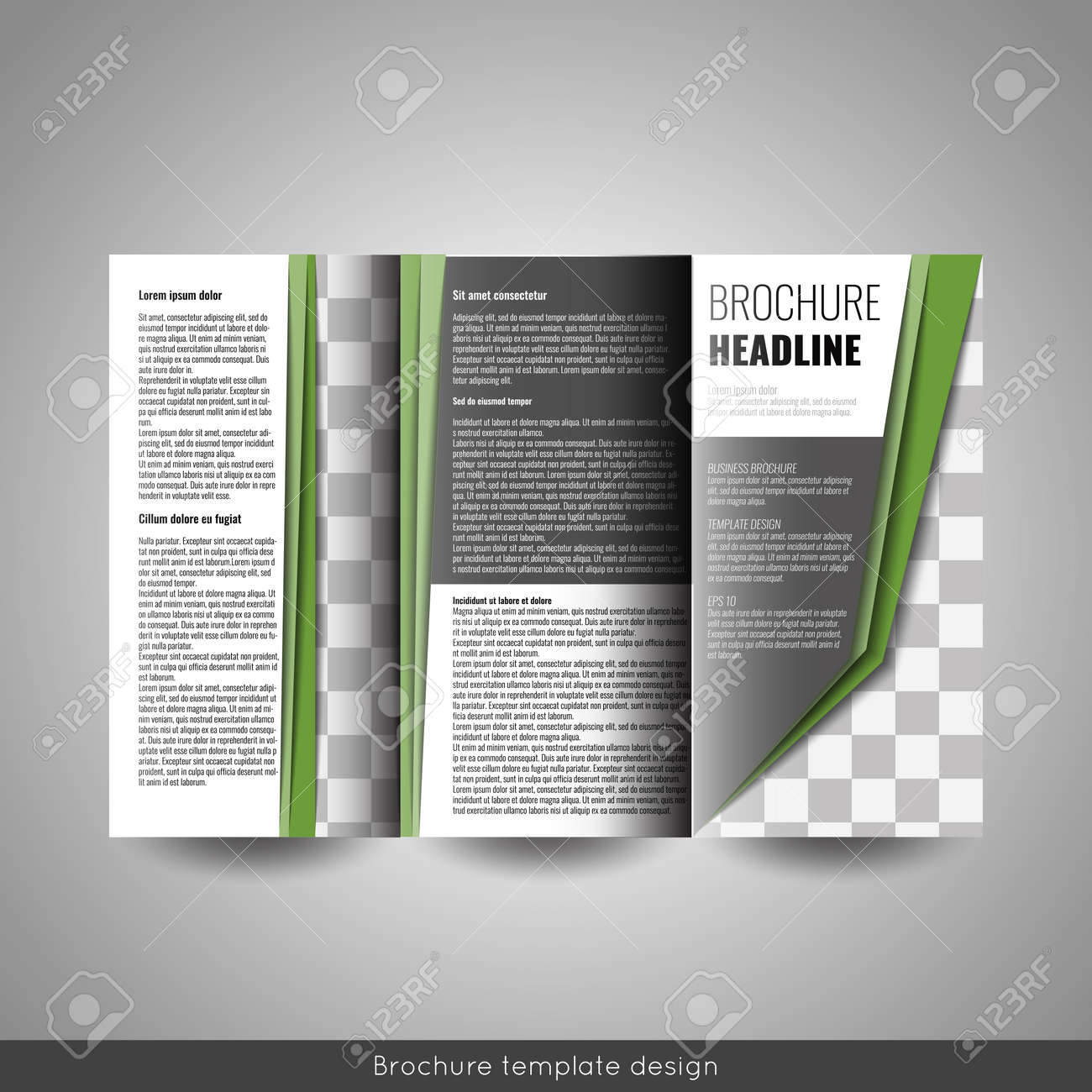 corporate tri fold brochure template.html
