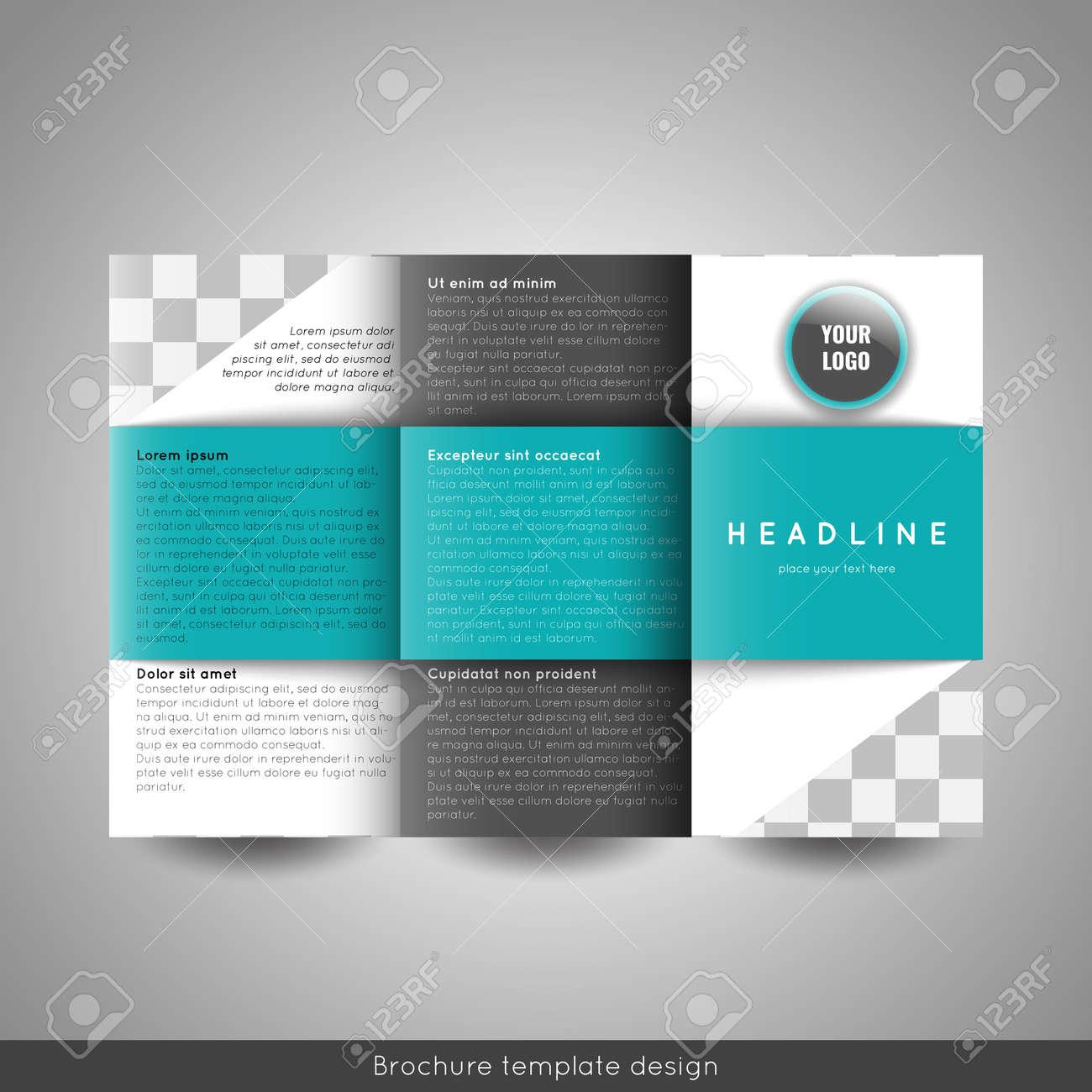 tri fold brochure template illustrator free.html
