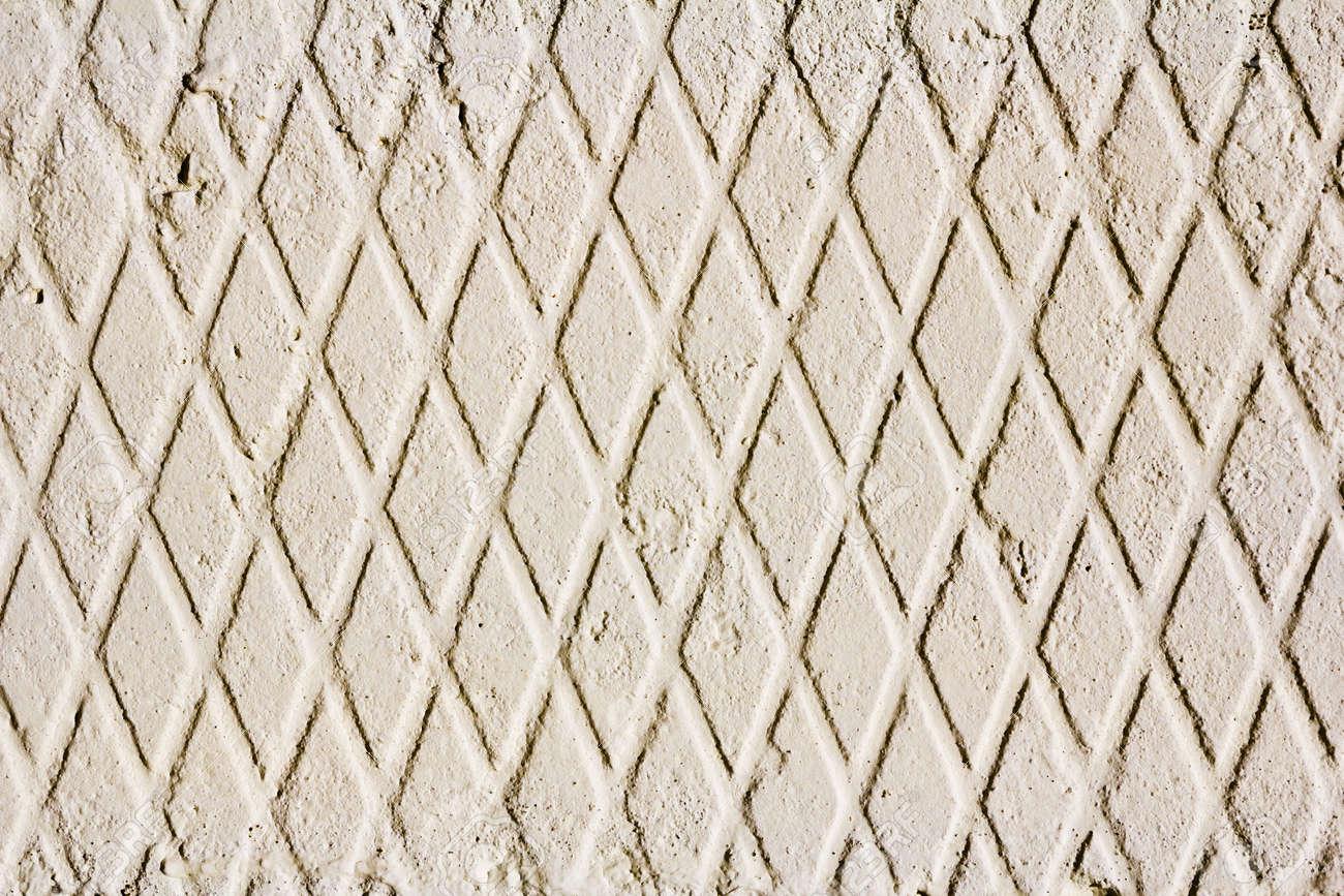 Mur Couleur Gris Beton gris mur couleur de béton avec motif géométrique