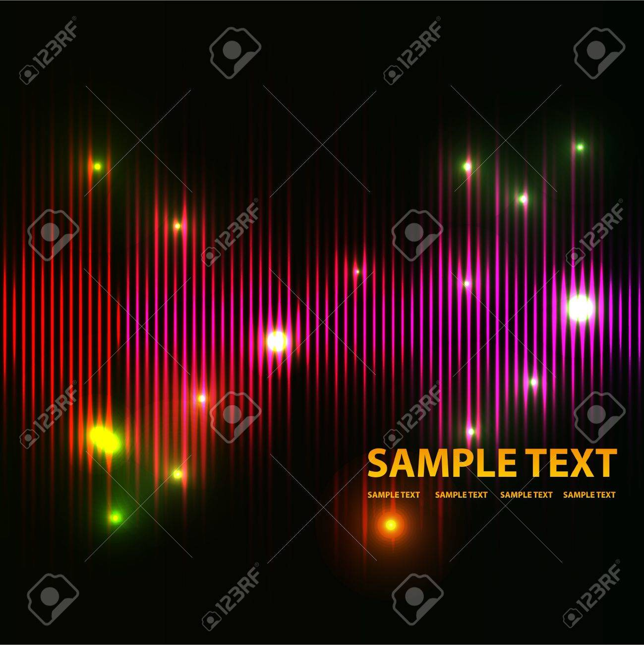 Abstract vector background. Stock Vector - 11933032