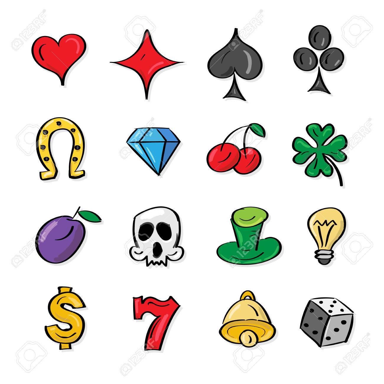 Slot machine symbols sunstriker slot machine